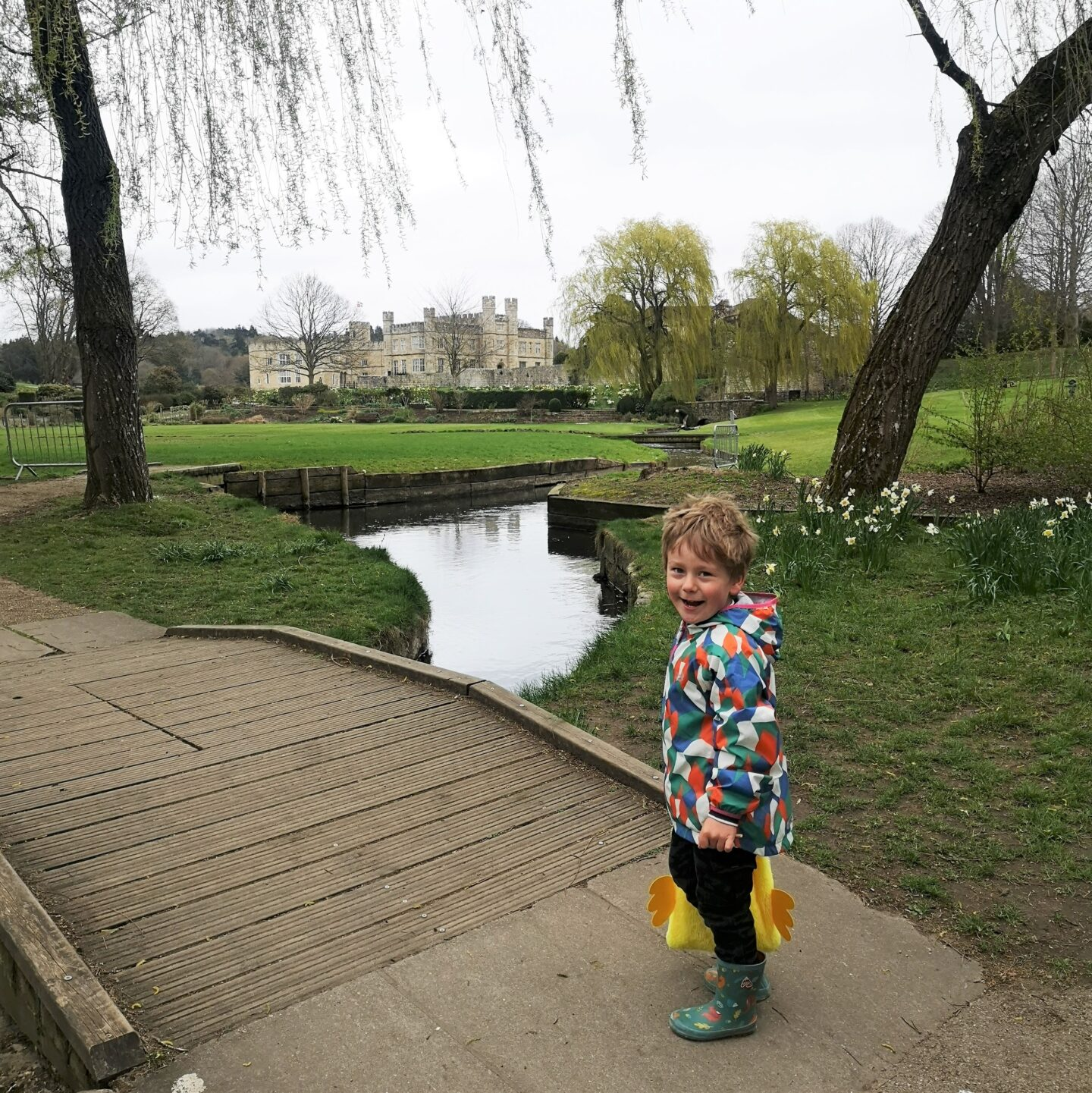 Leeds Castle Easter Egg Hunt, Leeds Castle, Visit Kent, Maidstone, Historic Place, Easter Weekend, Things to do in Kent, Kentish Life, the Frenchie Mummy, Family Day Out