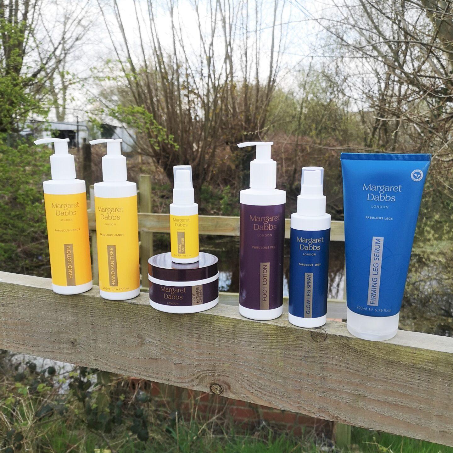 Margaret Dabbs Hands, Legs & Feet Body Essentials Set, Blog Anniversary Giveaway, Footcare, Handcare, Margaret Dabbs London, Giveaway, win, the Frenchie Mummy, Hand and Feet Set, Luxurious Beauty