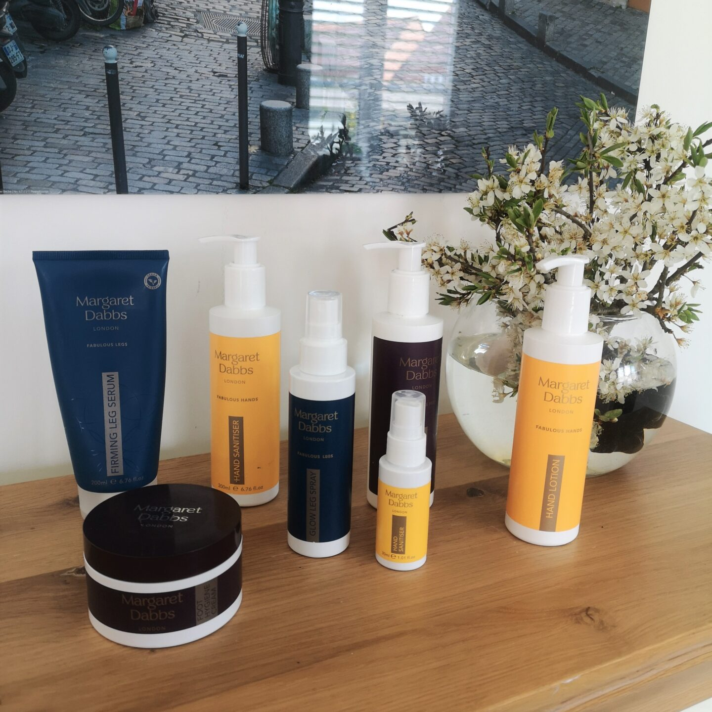 Margaret Dabbs Hands, Legs & Feet Body Essentials Set,Blog Anniversary Giveaway, Footcare, Handcare, Margaret Dabbs London, Giveaway, win, the Frenchie Mummy, Hand and Feet Set, Luxurious Beauty