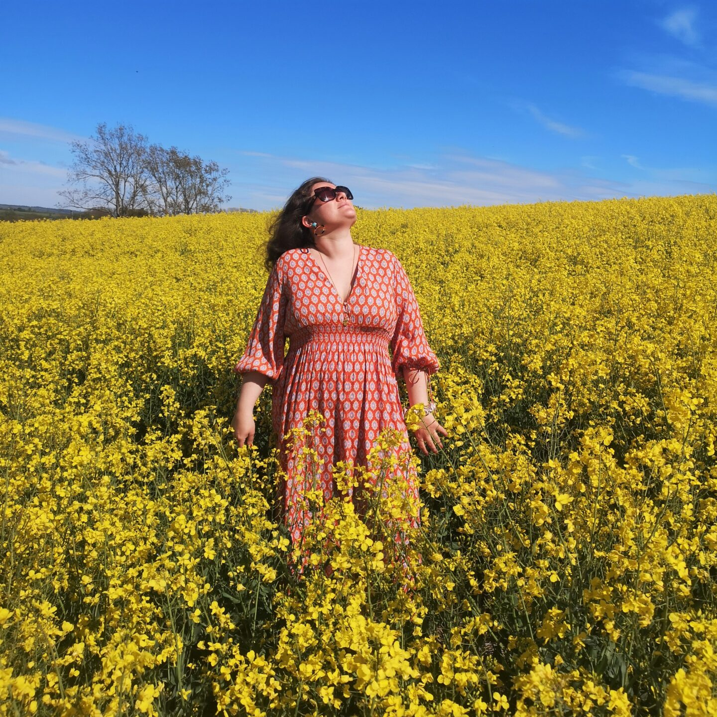 May 2021, Monthly Highlights, Life in Kent, Kent Villages, Family Walk, The Frenchie Mummy, Family Days Out, Kent Villages, Rapeseed Field