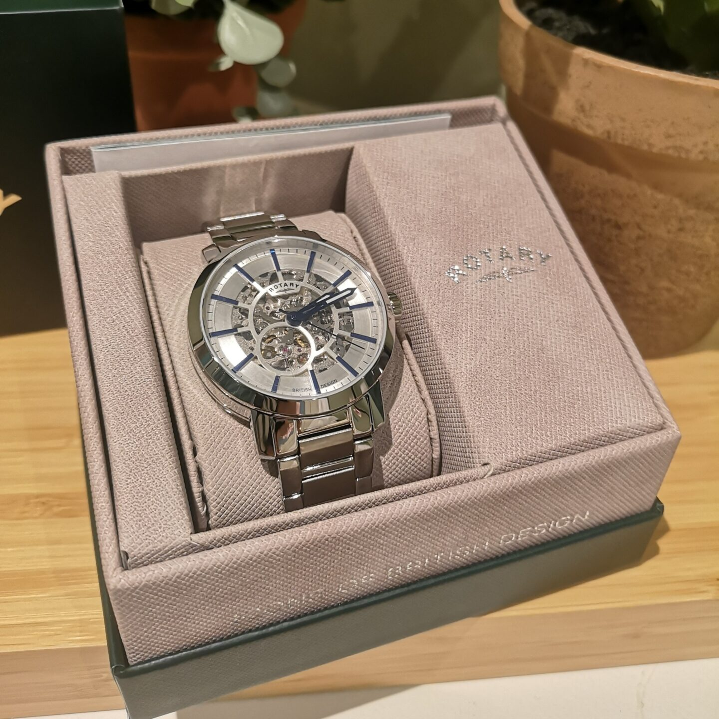 Rotary Greenwich Watch, Rotary Watches, Greenwich Collection, Stainless Steel Watch, Gents Watch, Luxury Watches, Father's Day Giveaway, Win, Competition, the Frenchie Mummy