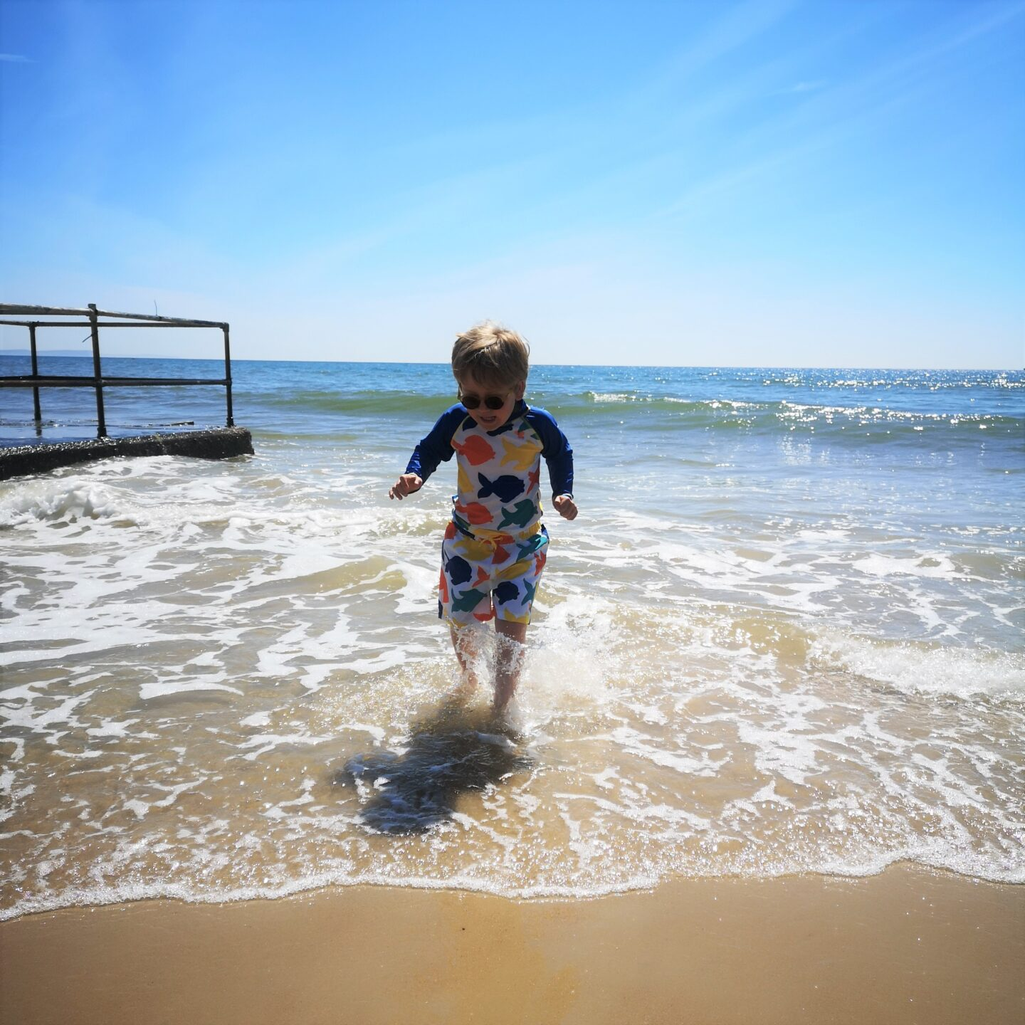 May 2021, Monthly Highlights, Family Days Out, Bournemouth Beach, Family Break, Bournemouth, Dorset, Beach Life