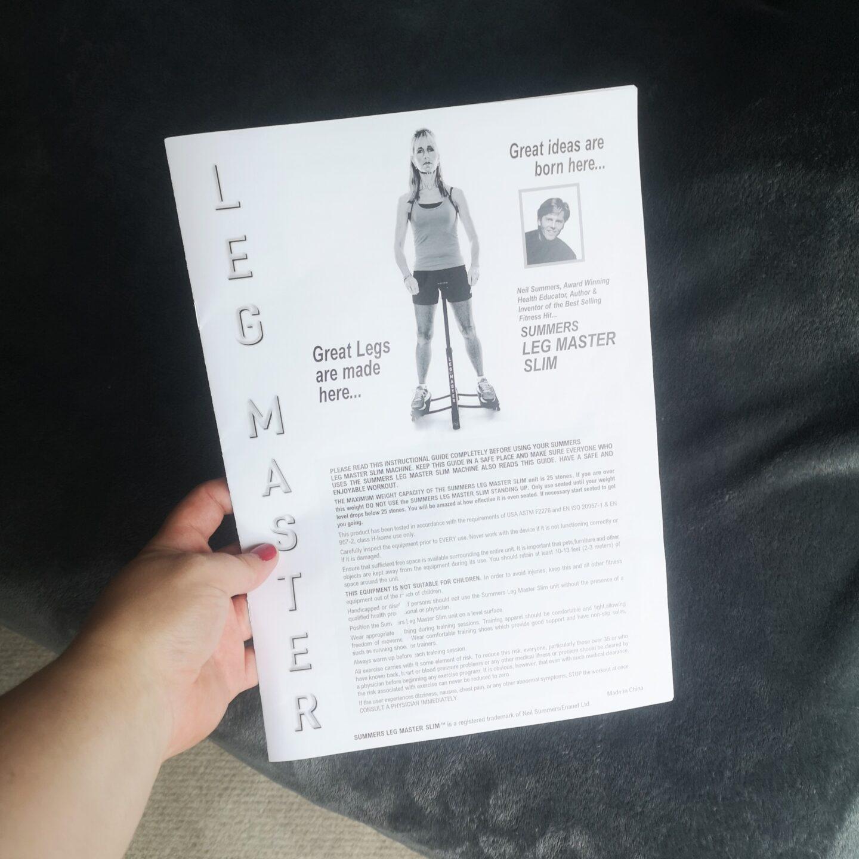 Leg Master® Review, Leg Master®, Pelvic Floor Exerciser, Pelvic Floor Trainer, Slim Strengthening Machine, Mama Life, Working From Home, Review, Toner for Women, Total Body Training, Strengthening Machine, The Frenchie Mummy