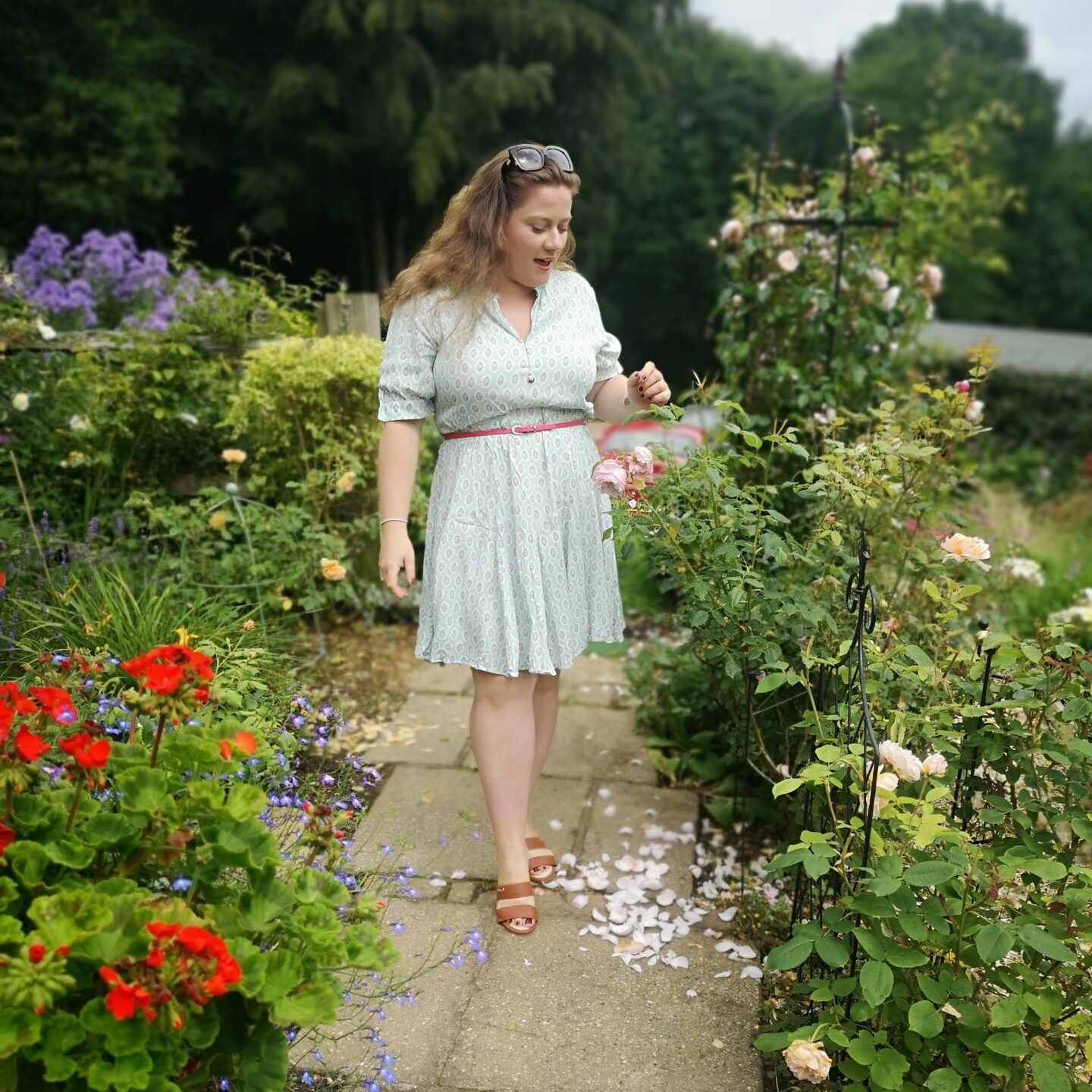Sandro Summer Dress, French Fashion, Sandro Paris, Summer Dress, Ashford Designer Outlet, French Styling, Menthe A L'eau, Fashionista, French Chic, Chic Fashion, Parisian Brand, The Frenchie Mummy