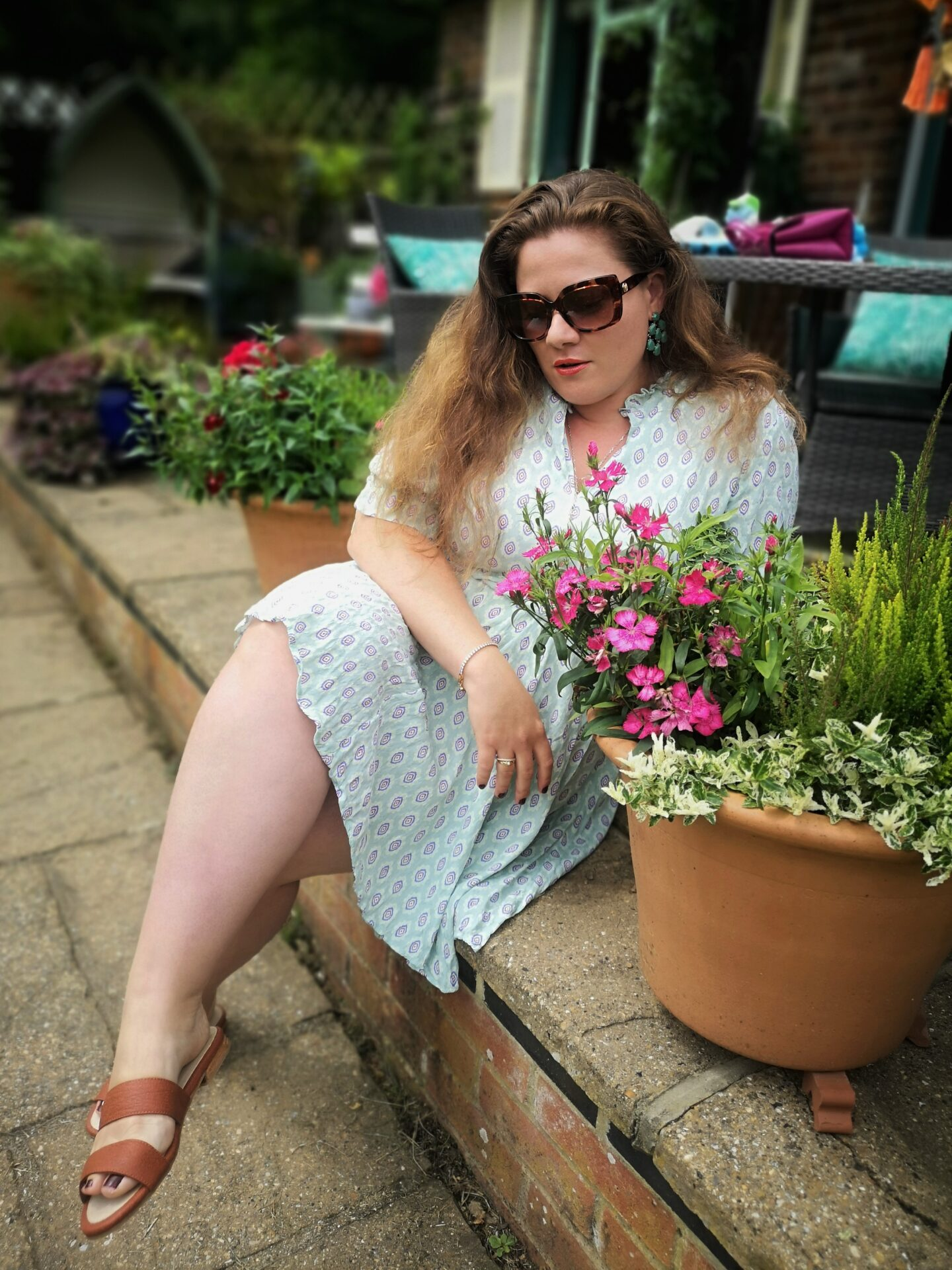 Sandro Summer Dress, French Fashion, Sandro Paris, Summer Dress, Ashford Designer Outlet, French Styling, Menthe A L'eau, Fashionista, French Chic, Chic Fashion, Parisian Brand, The Frenchie Mummy, Summer Dress