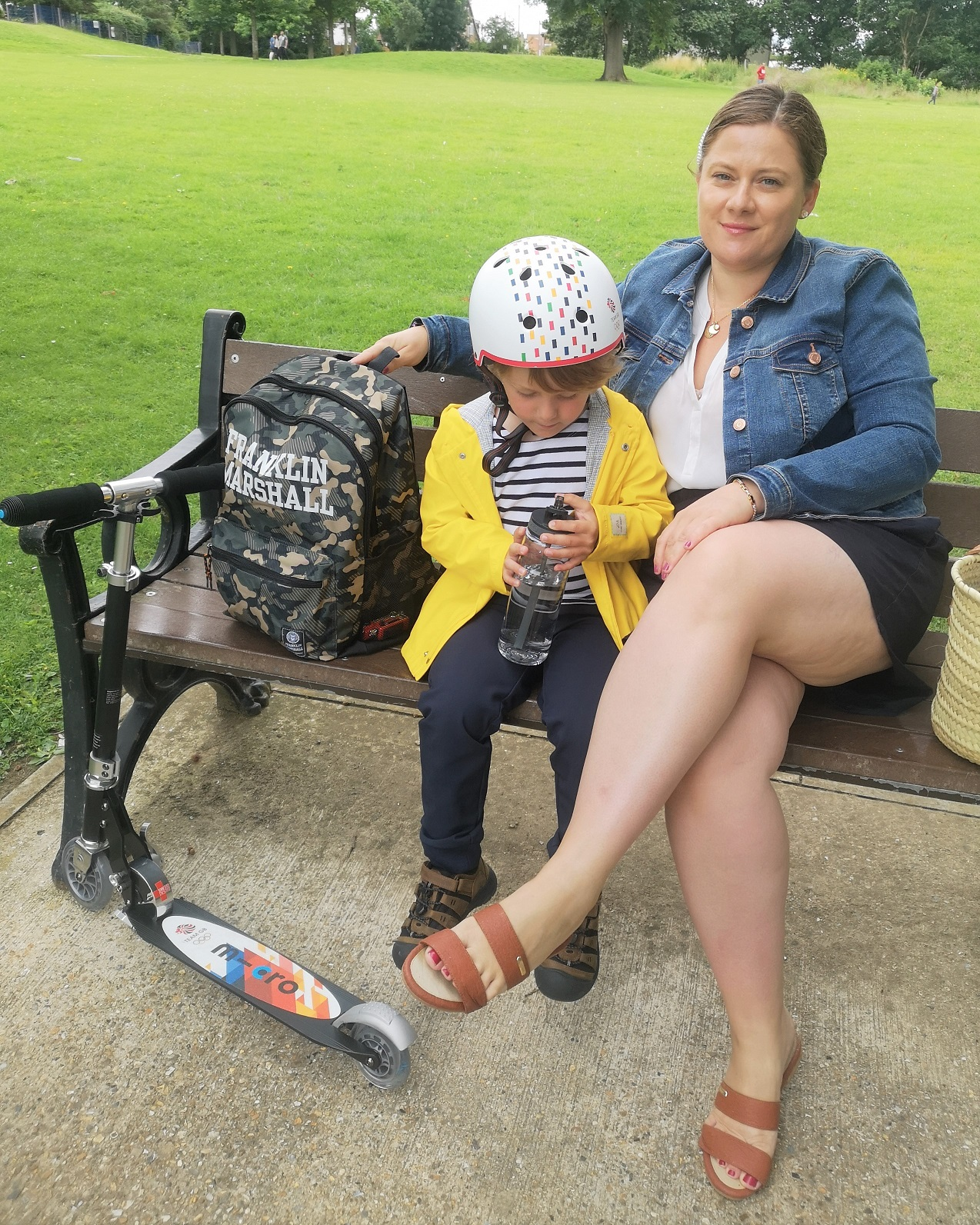 July 2021, Monthly Highlights, Kent Life, Summer 2021, Family Time, Country Living, the Frenchie Mummy, Micro Scooters
