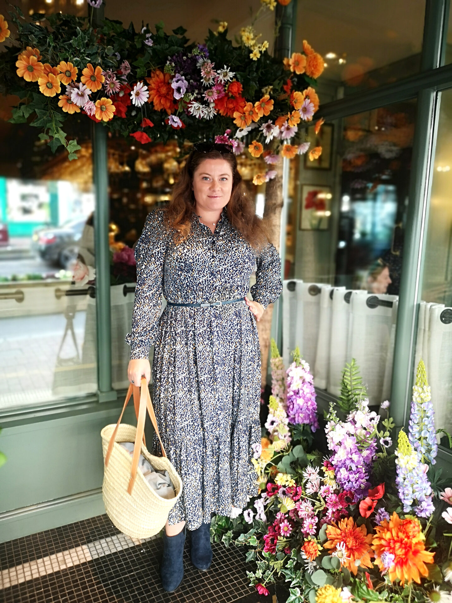 Baukjen Voucher, Fashion Giveaway, Slow Fashion, Sustainable Fashion, Ethical Fashion, Conscious Clothing, The Bonnie Dress, Animal Print, Leopard Print, AW21, Baukjen, Designed For Good, Win, Giveaway, the Frenchie Mummy