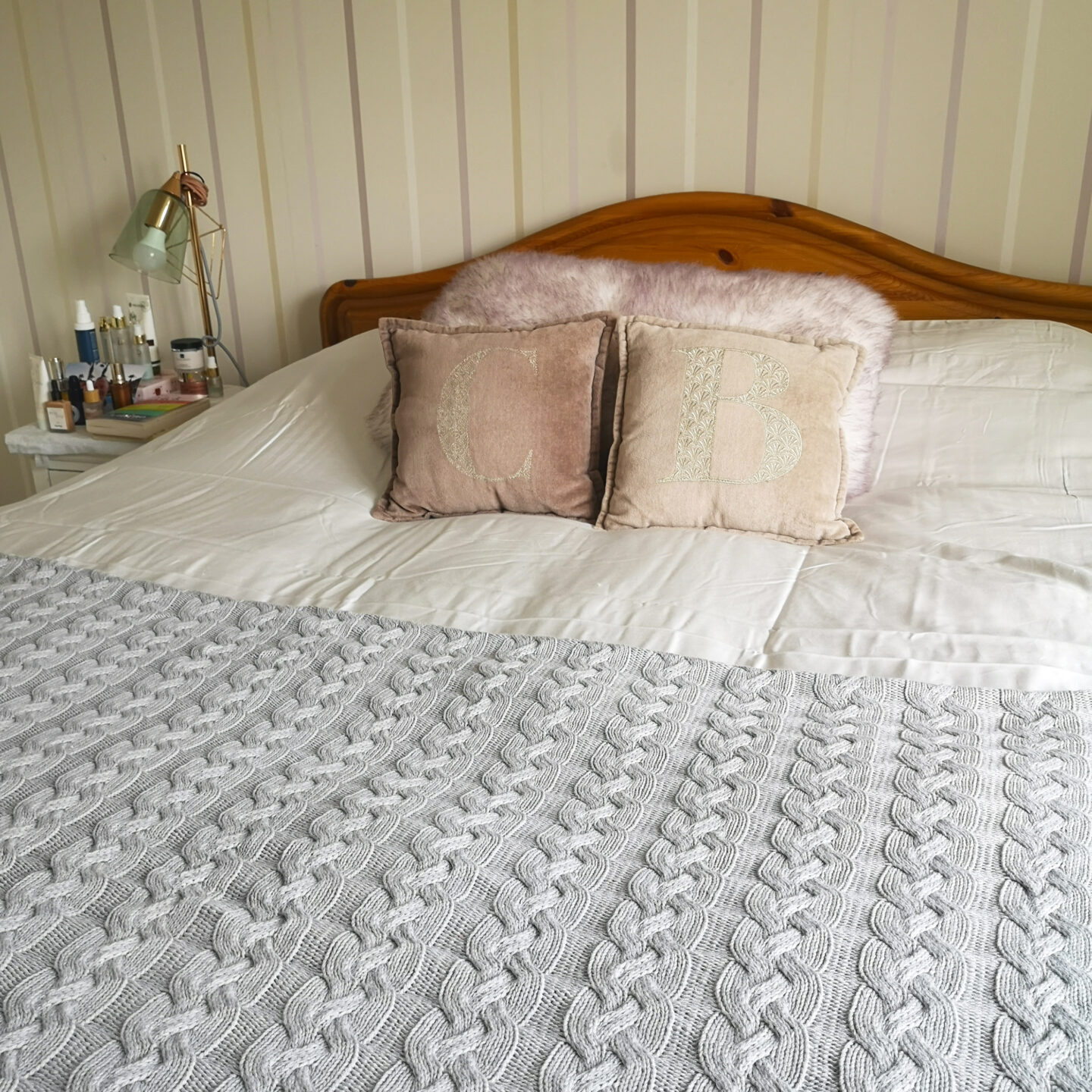 Create a Cosy & Welcoming Home, Cosy Family Home, Tips, Home Decor, Dusk, Dusk Bedding, Big Cleaning Survey, Bed Linen, the Frenchie Mummy