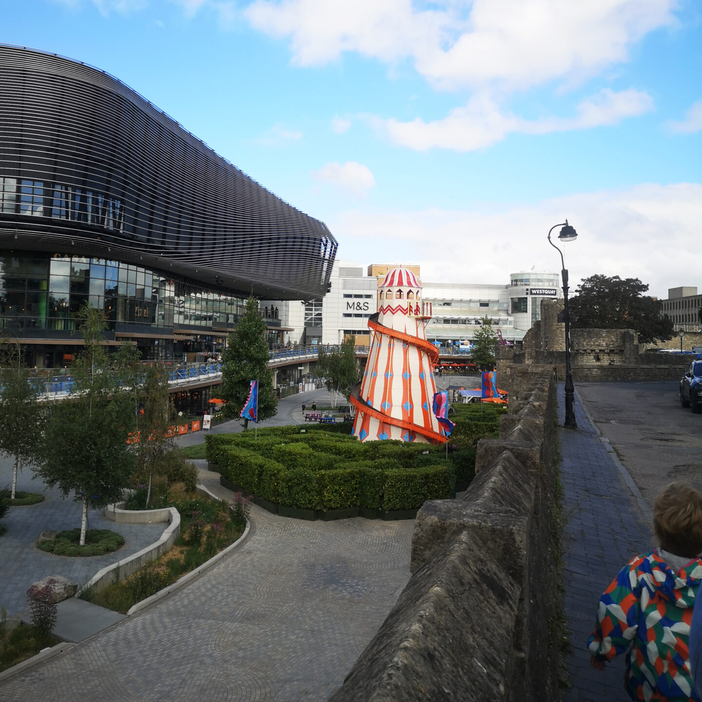 Visit Southampton, #oursouthampton, #visitsouthampton, Southampton, Hampshire, Family Holiday, Day Out, Mini Break, South Coast, British Holiday, the Frenchie Mummy, City Review, Family Friendly, The Old Town, Westquay Shopping Centre