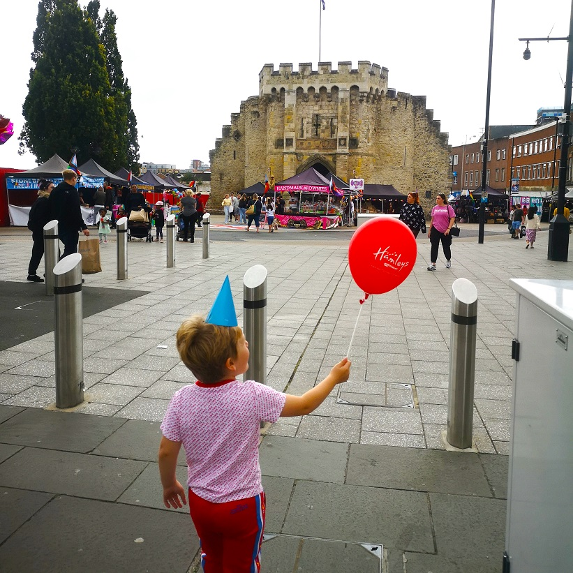 Visit Southampton, #oursouthampton, #visitsouthampton, Southampton, Hampshire, Family Holiday, Day Out, Mini Break, South Coast, British Holiday, the Frenchie Mummy, City Review, Family Friendly, The Old Town