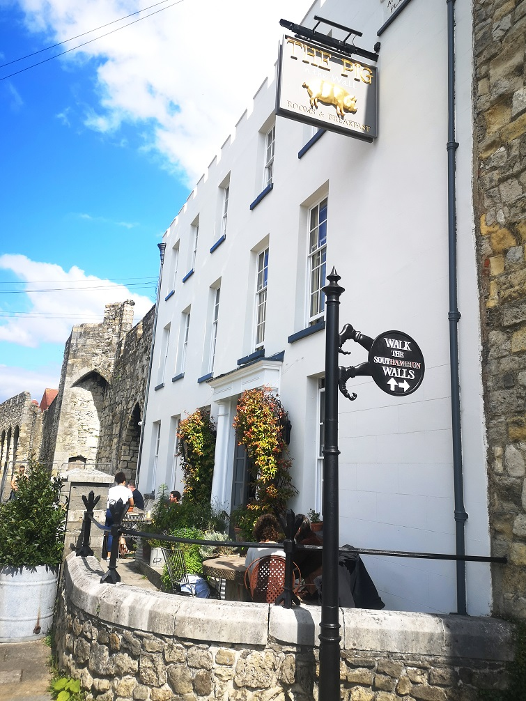 Visit Southampton, #oursouthampton, #visitsouthampton, Southampton, Hampshire, Family Holiday, Day Out, Mini Break, South Coast, British Holiday, the Frenchie Mummy, City Review, Family Friendly, The Old Town, The Pig in the Wall, The Pig Hotels