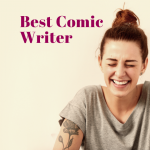 Blogfest Blogging Awards 2016 Best Comic Writer