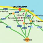 Sheringham in Norfolk