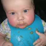 Weaning baby