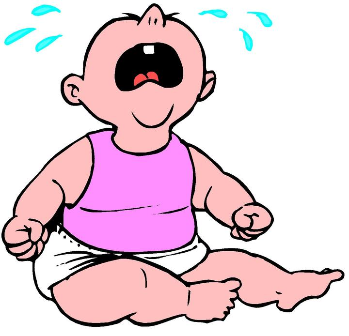 baby crying funny