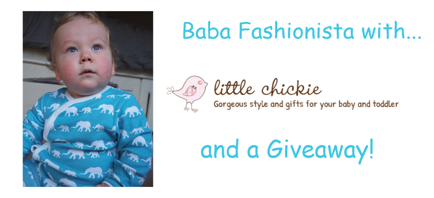 Baba Fashionista with Little Chickie