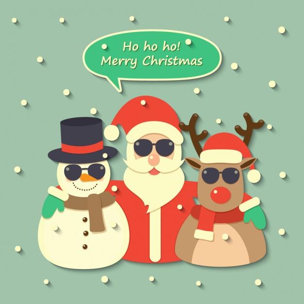 lie about Santa Claus