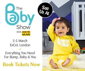 Baby Show 2017 at ExCel London