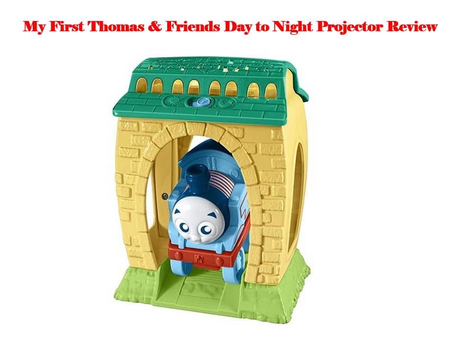 My First Thomas & Friends Day to Night Projector Review