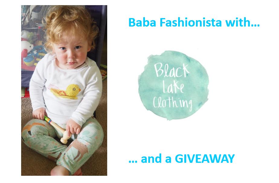Baba Fashionista with Black Lake Clothing
