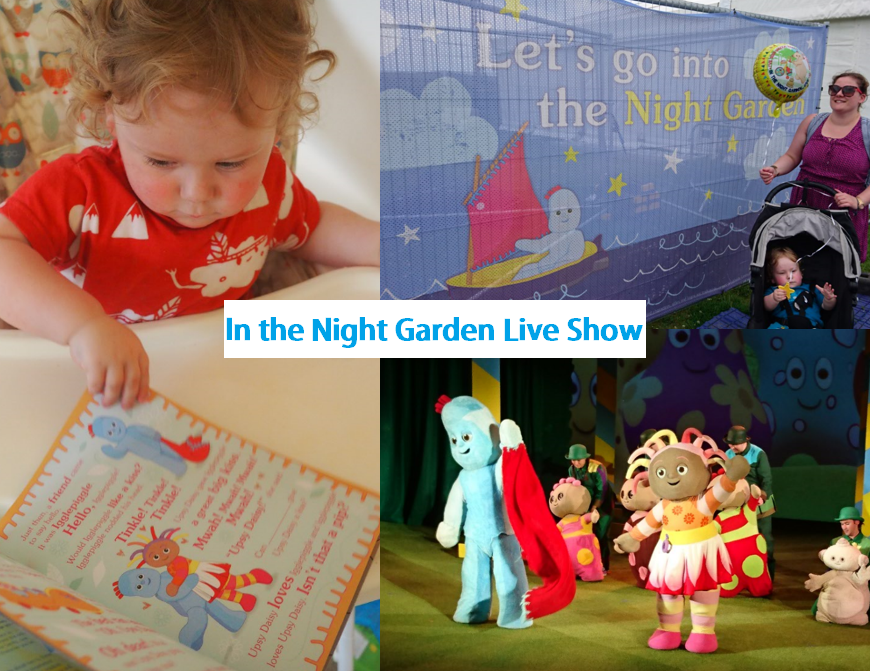 In the Night Garden Live Show Review