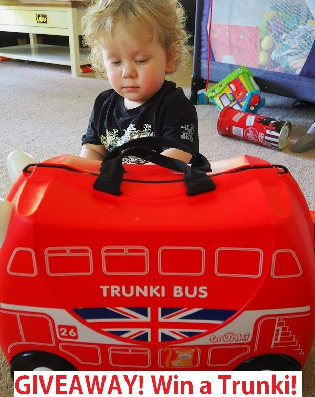 30 Reasons why we love our Trunki