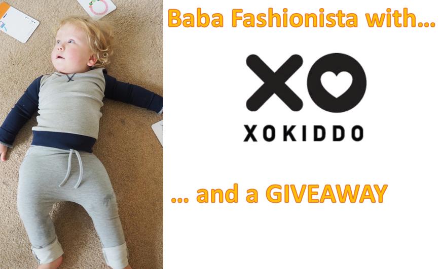Baba Fashionista with XOKiddo