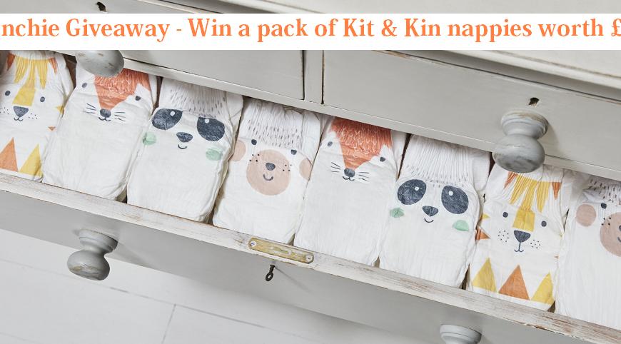 Kit & Kin Nappies Review