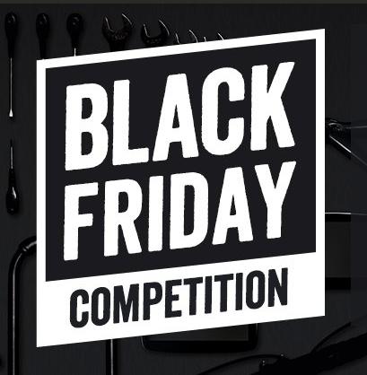 Halfords Black Friday Giveaway