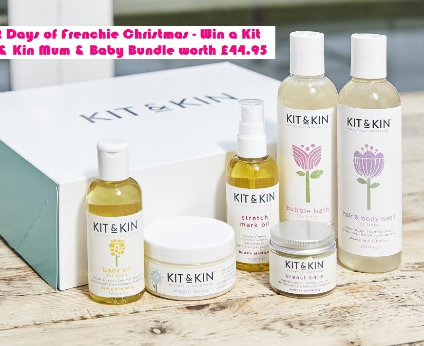 Win a Kit & Kin Mum & Baby Bundle
