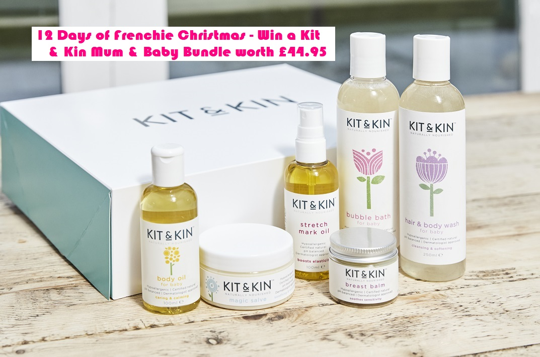 Win a Kit & Kin Mum & Baby Bundle