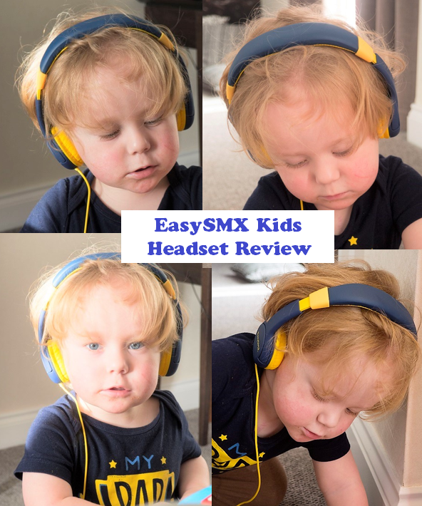 EasySMX Kids Headset Review