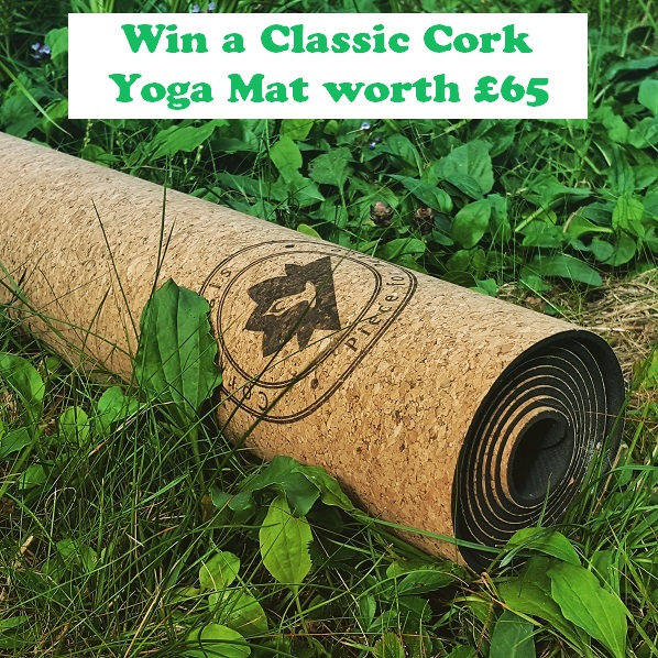 Win a Classic Cork Yoga Mat worth £65