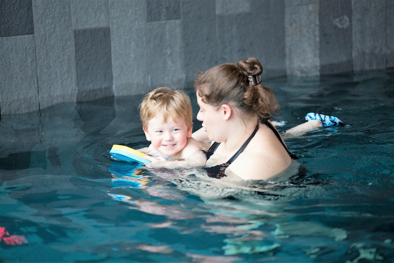 Baby Swimming Class with Baby Dove & Water Babies, Baby Dove, Baby Skincare, moisturising care, The Frenchie Mummy
