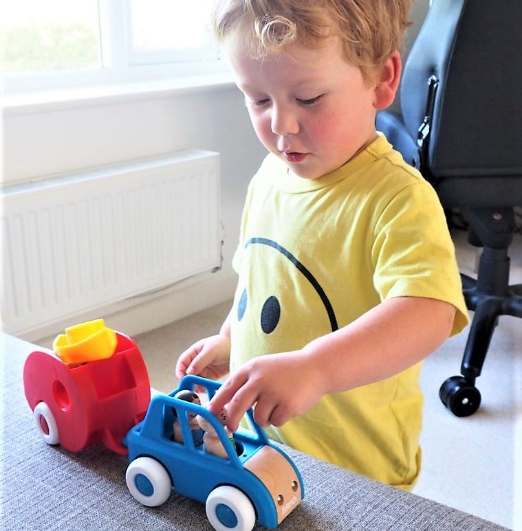 BRIO My Home Town Camping Set Review, BRIO Play, Toys Review, Imaginative Play, the Frenchie Mummy