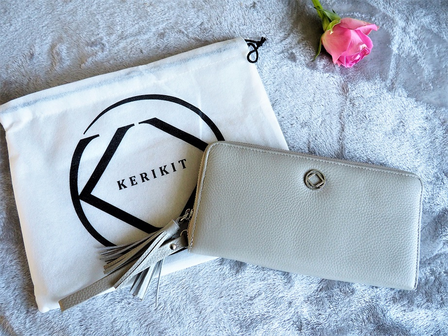 KeriKit Leather Travel Wallet, KeriKit, Luxury leather Goods, Back To School Giveaway, the Frenchie Mummy, Travel Accessories