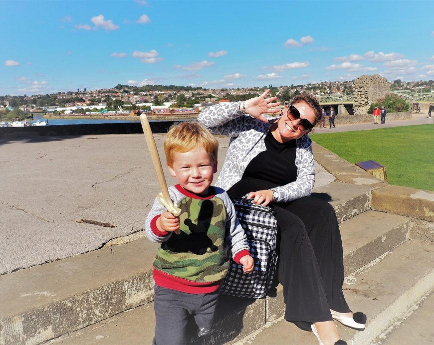 Day Out In Rochester, Living Arrows, Rochester Castle, Life in Kent, Ju-Ju-Be Brand Rep, Ju-Ju-Be Bags, Family Time, the Frenchie Mummy