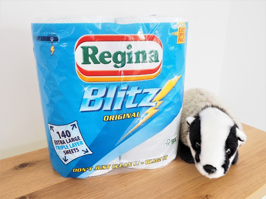 Regina Kitchen Towels, Kitchen Rolls, Christmas Clean, Stress of Mess, Multi-surface Towels, Household Tasks, The Frenchie Mummy