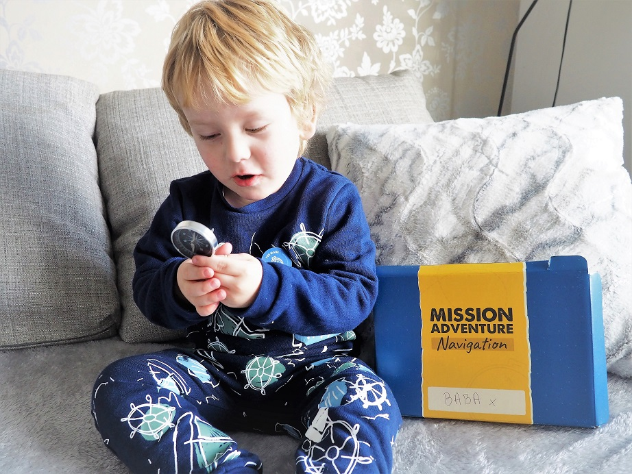 Mission Adventure Boxes, Subscription Boxes, The British Legion, Fun outdoors, Christmas Giveaway, the Frenchie Mummy