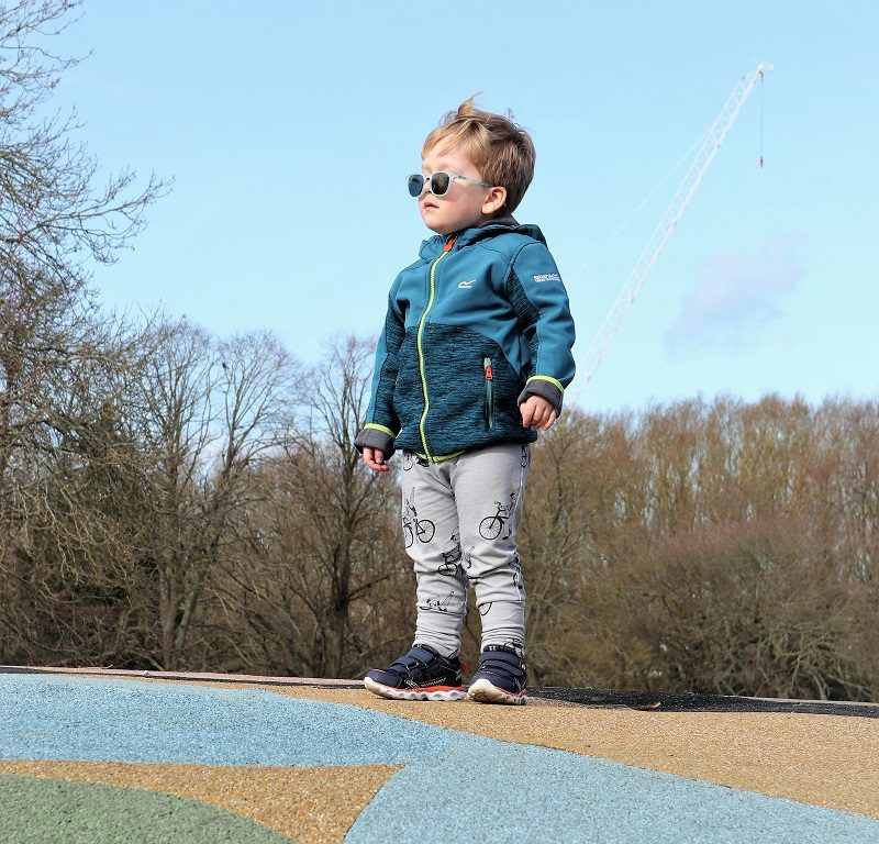 Baba Fashionista with Regatta SS19, Kids Clothes, Regatta Outdoors, Outdoor Clothing Brand, Affordable Outdoor Gear, the Frenchie Mummy