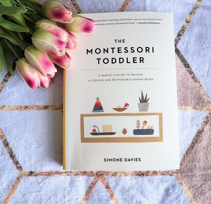 The Montessori Toddler Review, Montessori Method, Raising Children, Parenting Guide, Toddlers, Good Books, the Frenchie Mummy, Giveaway, Win