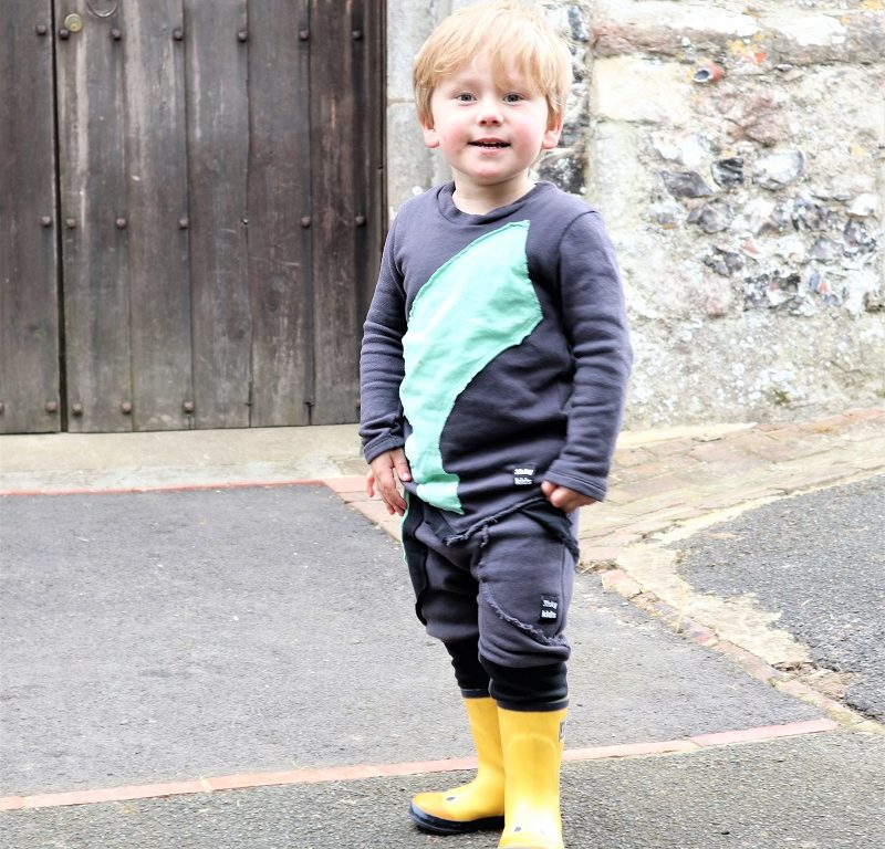 Baba Fashionista with Funky Kids, 3fnky kids, Kids Fashion, Gender Neutral Clothes, Win, Giveaway, the Frenchie Mummy