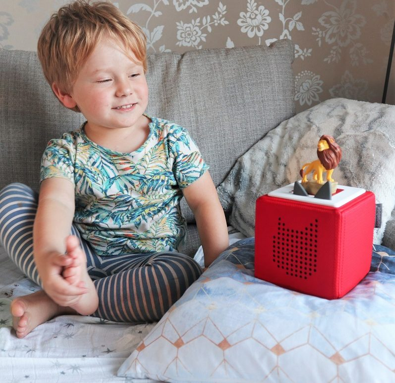 Toniebox & Disney Tonies Review, Audio System for Kids, Interactive Listening, Tech Toys, Toys Review, The Frenchie Mummy