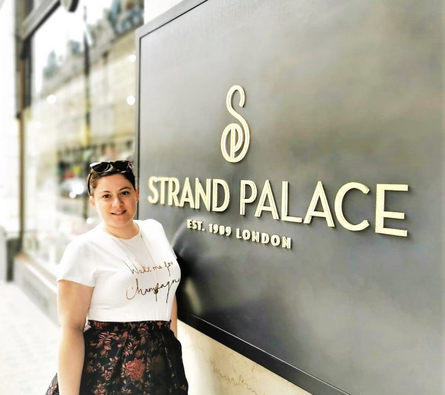 The Strand Palace, London, Covent Garden, Romantic Night Out, The Frenchie Mummy, The Strand